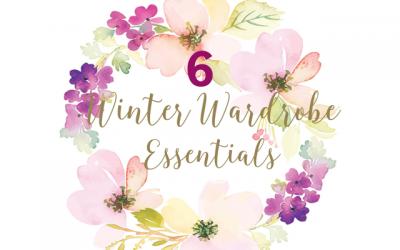 6 Winter Wardrobe Essentials 2019